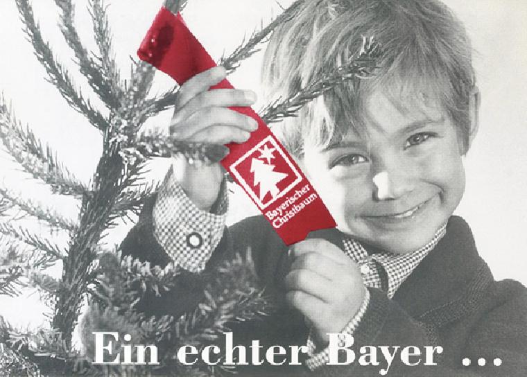 Bayrischer Christbaum